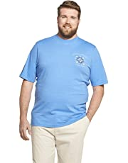 b82de070a51 IZOD Men's Big and Tall Graphic T-Shirt