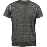 Chainmail Costume All Over Adult T-Shirt - X-Large