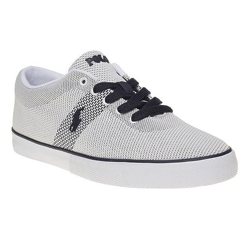 POLO RALPH LAUREN Halford Hombre Zapatillas Blanco: Amazon.es: Zapatos y complementos