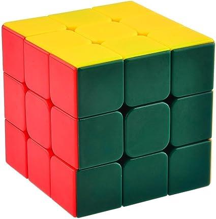 Zest 4 Toyz Shengshou Rainbow 3X3X3 Magic Cube (56Mm) Colorful