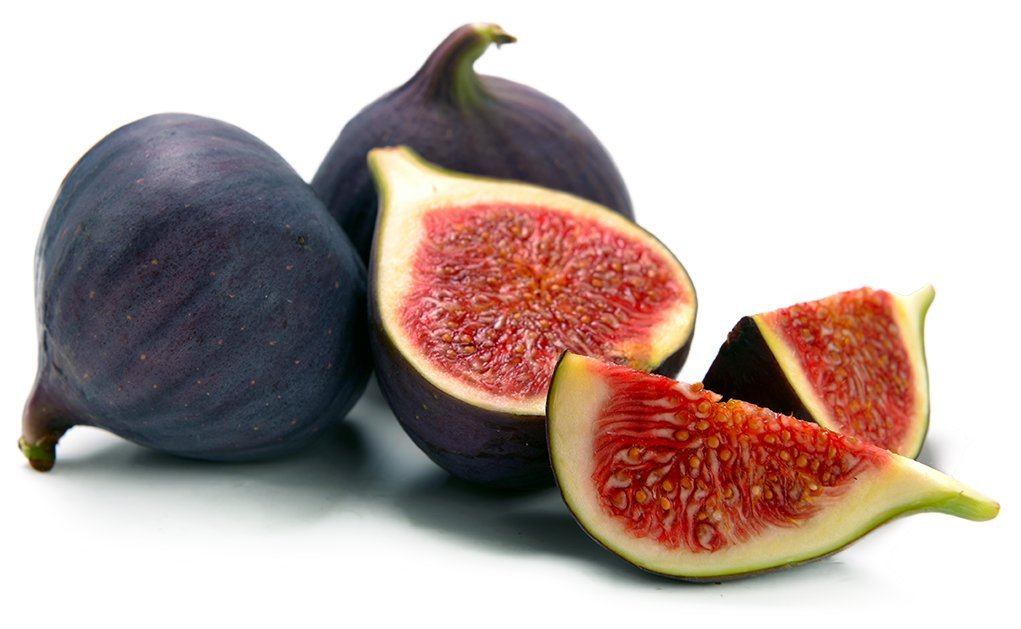 Fig Trees ''Black Mission'' Includes Four (4) Live Plants by Hello Organics