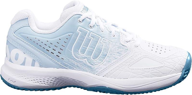 Wilson Kaos Comp 2.0 W, Zapatilla de Tenis, para Todo Tipo de Terreno, Tenistas de Cualquier Nivel para Mujer: Amazon.es: Zapatos y complementos