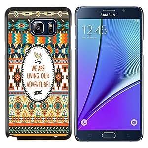 Dragon Case - FOR Samsung Note 5 N9200 N920 - Hold out your hand - Caja protectora de pl??stico duro de la cubierta Dise?¡Ào Slim Fit