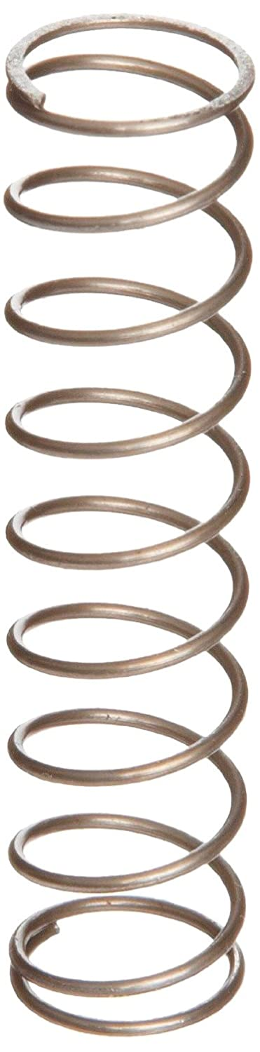 Music Wire Compression Spring Steel Metric 35.2 mm OD 3.2 mm Wire Size 19.81 mm Compressed Length 58.5 mm Free Length 360.88 N Load Capacity 9.31 N mm Spring Rate Pack of 10