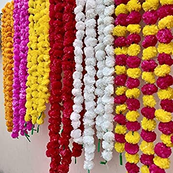 craftofpinkcity 50 pcs lot fresh like real lok artificial flower