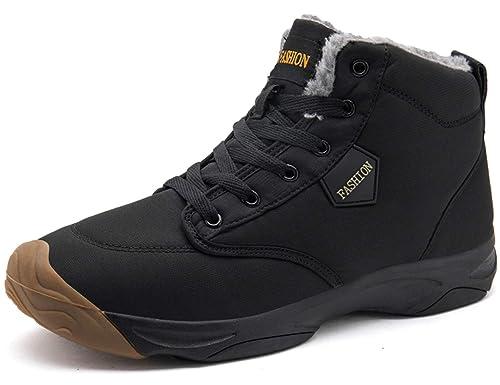 8d58218ea0f39 SINOES Hombre Botas de Trekking y Senderismo Impermeables Aire Libre y  Deportes Exterior Montaña Zapatos  Amazon.es  Zapatos y complementos