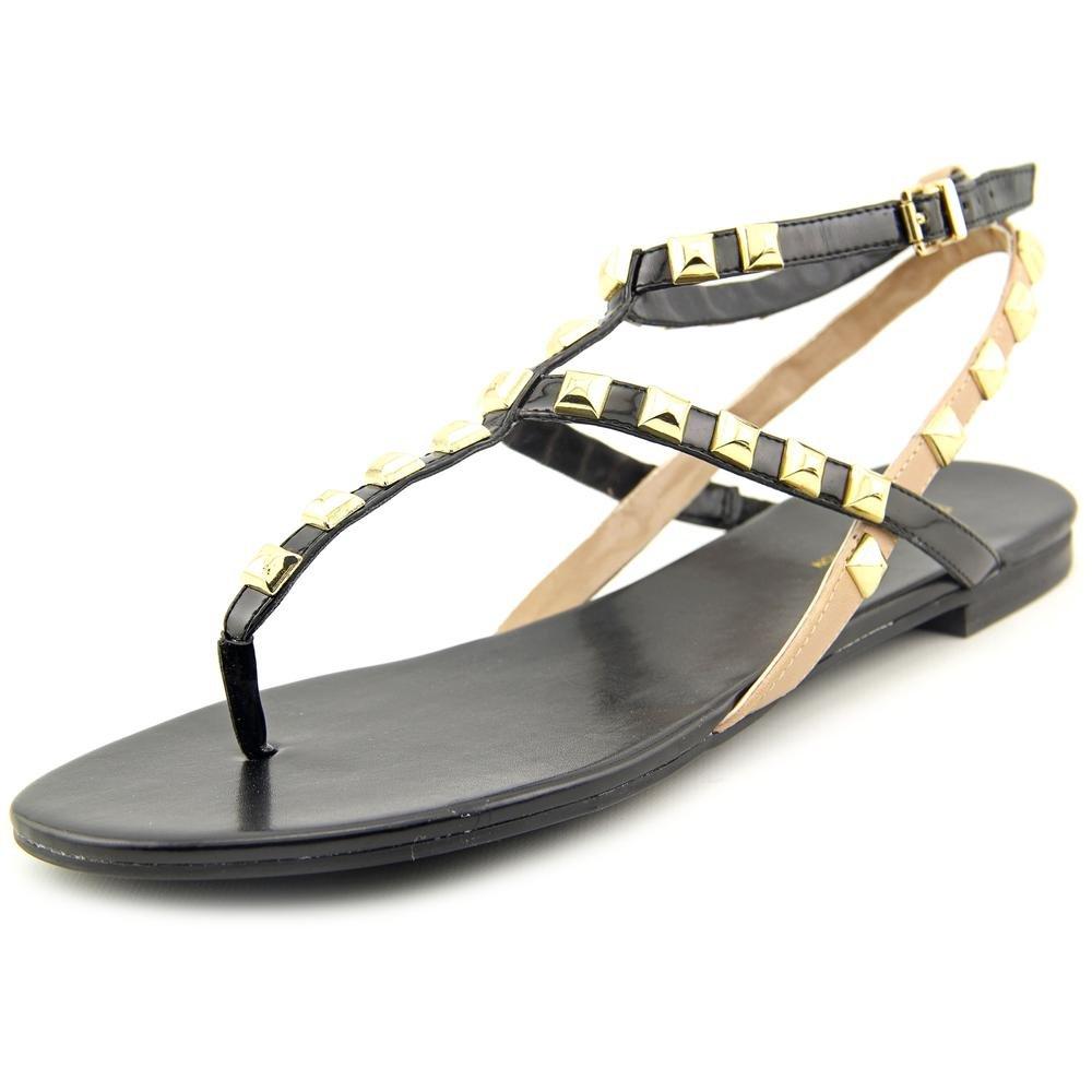 cdf26bc839f BCBGeneration Glorina-X Women US 9 Black Thong Sandal  Amazon.ca  Shoes    Handbags
