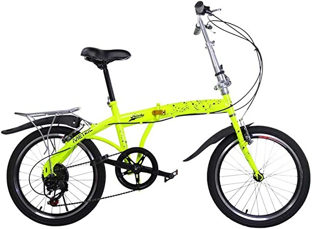 Bicicleta Plegable Metric 20