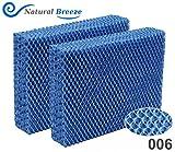Natural-Breeze 2 Replacement Humidifier Filter's Reusable Replaces HDC-12