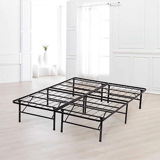 Amazon Com King Bed Frame Metal Platform Bed Frame King Size 14