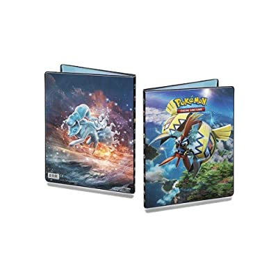 Ultra Pro Pokemon Sun & Moon Guardians Rising - 9 Pocket Portfolio: Toys & Games