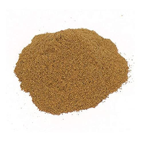 Sarsaparilla Root Powder Mexican Wildcrafted, Smilax Medica, 1lb Powder