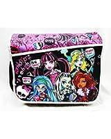 Messenger Bag - Monster High - Scary School Bag Girls New Anime mh20761