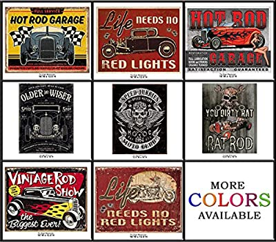 Shop72 - Garage Tin Signs