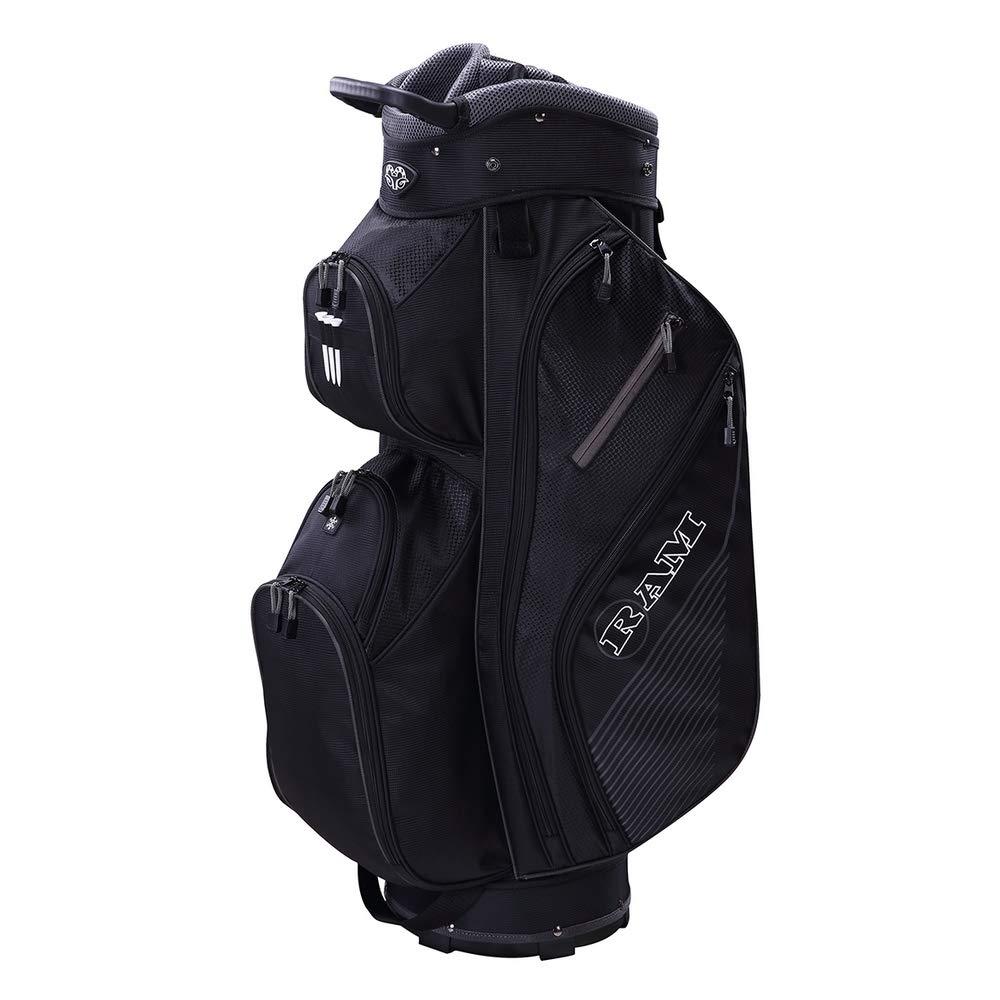 【★大感謝セール】 RAM 仕切り Golf グレー 軽量カートバッグ 14ウェイ フルレングス 仕切り 14ウェイ B07JM4BZL9 グレー グレー, こめの里本舗:02a560fa --- vanhavertotgracht.nl