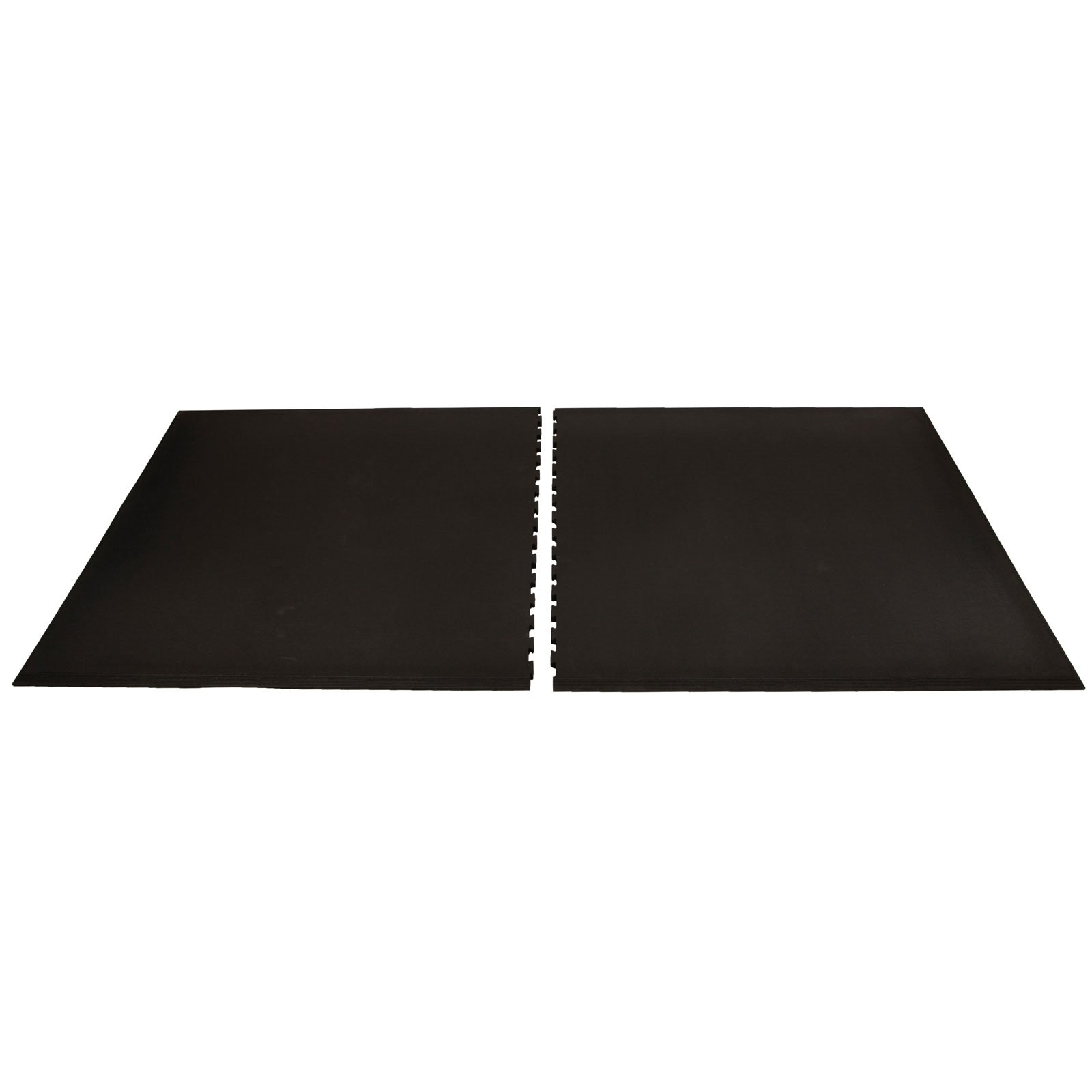 IncStores 3/4in Shock Mats Interlocking Heavy Duty High Impact Weight Room Gym Flooring
