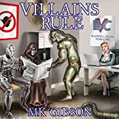 Villains Rule: The Shadow Master, Book 1 | M. K. Gibson