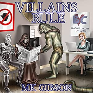 Villains Rule Audiobook