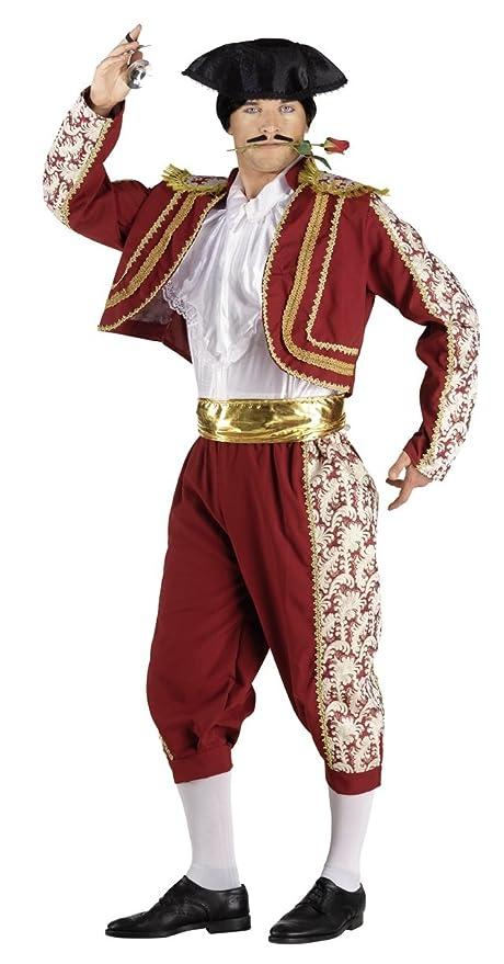 Chiber - Costume da Torero - Uomo  Amazon.it  Giochi e giocattoli 1e3688f4c2cf