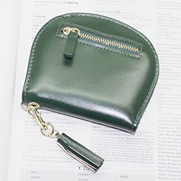 Billetera Cartera Corta para Mujer Simple Moda Retro Multiusos Monedero para Estudiantes Billetera,C: Amazon.es: Hogar