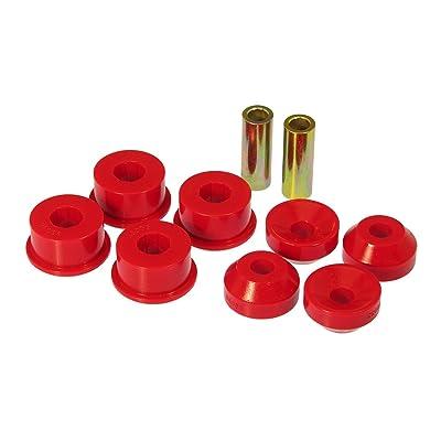 Prothane 8-903 Red Front Shock Bushing Kit: Automotive