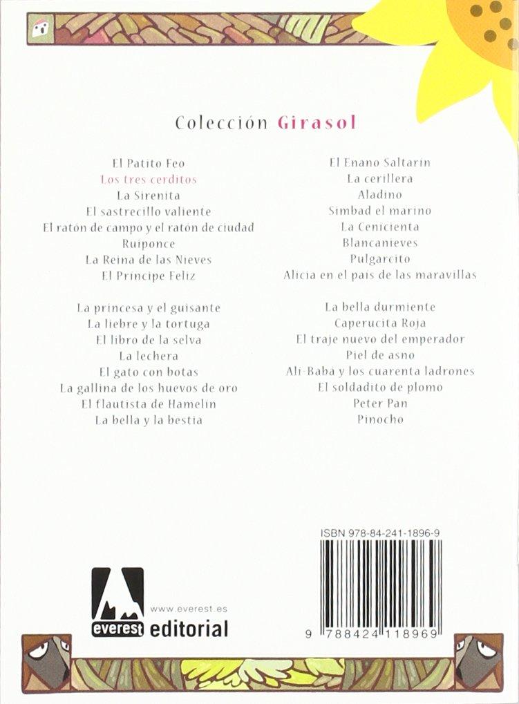 Los tres cerditos: María Ángeles il. Peinador Arbiza: 9788424118969: Amazon.com: Books