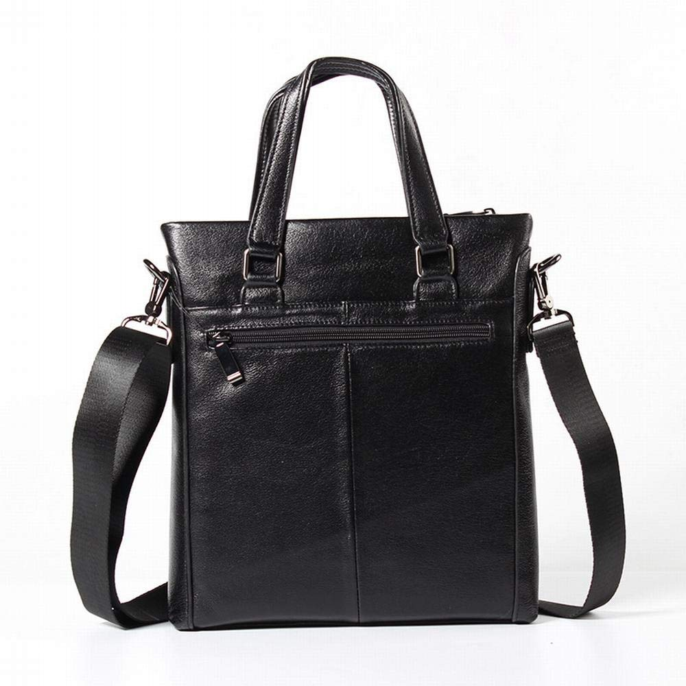 RICHARD BALDWIN Mens Bag Top Layer Leather Mens Bag Mens Leather Handbag Color : AS Photo