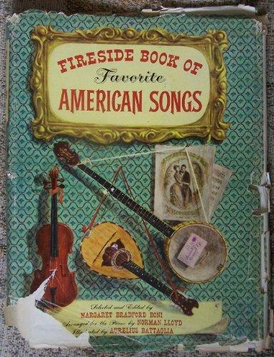 Fireside Songs Of Favorite American Songs by Margaret Bradford Boni