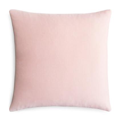 Stupendous Amazon Com Calvin Klein Home Lucerne Pillow Blush Blush Andrewgaddart Wooden Chair Designs For Living Room Andrewgaddartcom