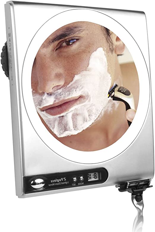 Zadro ZFogless Adjustable Fog-Free Ultra II Shower Mirror