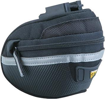 Topeak Wedge Pack II - Bolsa de Asiento con fijador Micro F25 ...