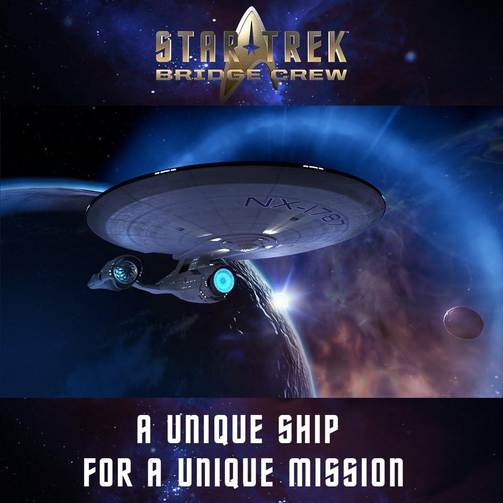 Amazon com: Star Trek: Bridge Crew - PlayStation VR: PlayStation 4
