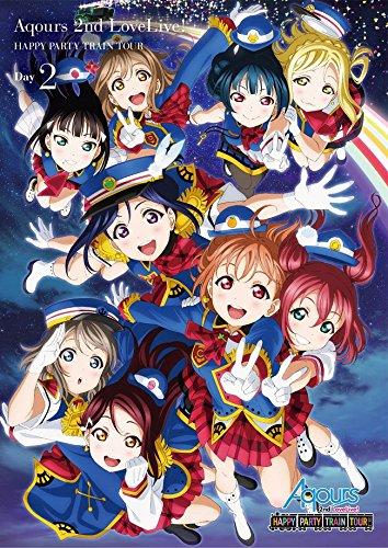 Aqours / ラブライブ!サンシャイン!! Aqours 2nd LoveLive! HAPPY PARTY TRAIN TOUR 埼玉公演Day2の商品画像