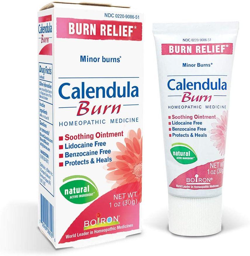 Boiron Calendula Burn, 1 Ounce, Topical Burn Relief Ointment
