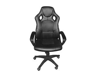 Meubletmoi Silla de oficina para gaming, cómoda y ergonómica: Amazon.es: Hogar