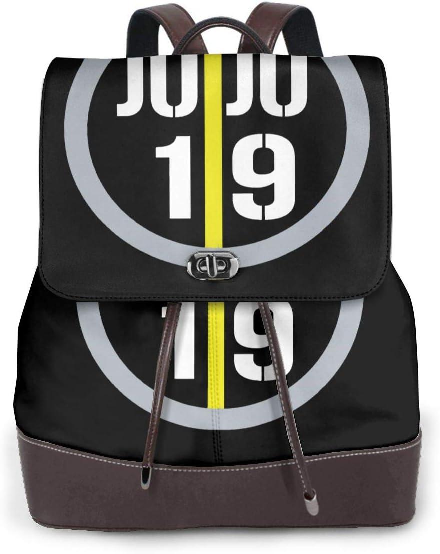 Pittsburgh Juju Juju 19 Womens Leather Backpack