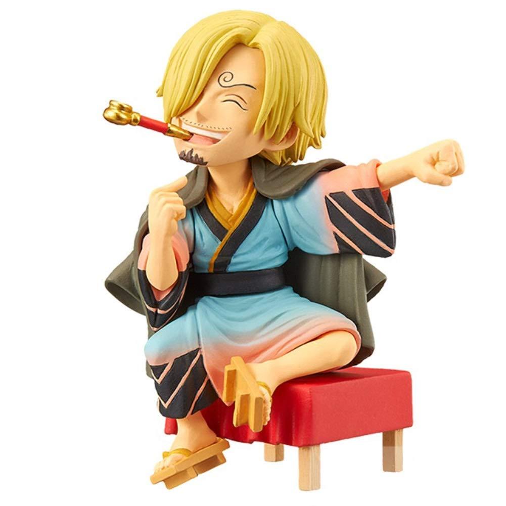artículos novedosos  4 AHAI YU Una Pieza Pieza Pieza Estatua Modelo Cocheácter PVC Anime Decoración Juguete Colecciones Artesanía Navidad (Color    2)  venta al por mayor barato