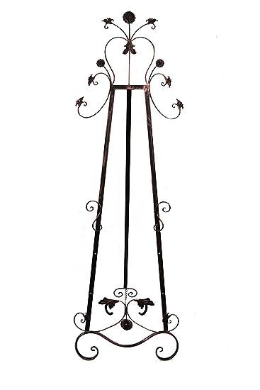 Amazon.com: Designstyles - Caballete de metal decorativo ...