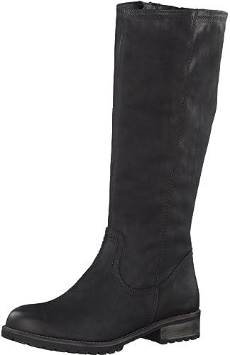 Tamaris Damenschuhe 1-1-26690-29 Damen Stiefel, Boots, Damen Stiefeletten, Herbstschuhe & Winterschuhe für modebewusste Frau