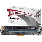 PerfectPrint - Cartucho de toner compatible del HP CF210X CF210A para HP LaserJet Pro 200 Color M276n M276nw