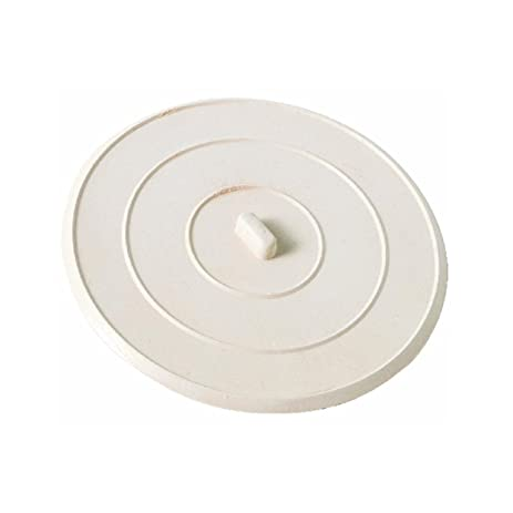 Perfect Do It Best 431125 Do It Rubber Sink Stopper, 5 Inch, White
