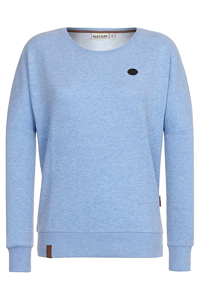 Naketano Women's Sweatshirt 2 Stunden Sikis Sport III at Amazon Women's  Clothing store: