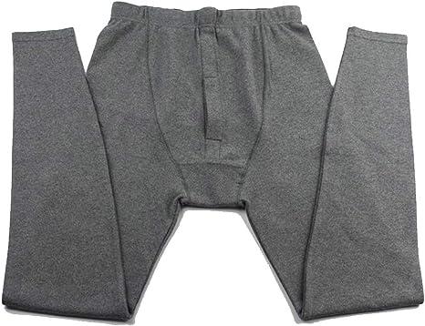 YZZ Algodón Ropa Interior Térmica Suéteres Gruesos Pantalones De ...