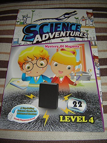 Download Mystery of Magnets - Science Adventures Level 4 Issue 22 / Full Color Science Comic Magazine for Children / Printed in Singapore / English Corner of SA and Young Readers Express / Engaging Reading for Children Age 11-14 / Self Study pdf epub