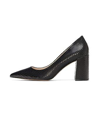 cfad1100aa98 Amazon.com  Zara Women Leather high heel shoes 6940 301  Clothing