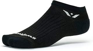 product image for Swiftwick – PERFORMANCE ZERO Golf & Running Socks | Cushion No-Show Socks