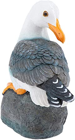 Dekorative Kunst Dekor Möwe Vogel Statue für nautische Themen Raum