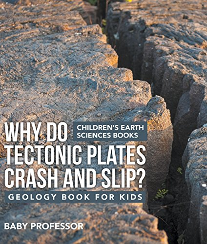 Lab Worksheets (Why Do Tectonic Plates Crash and Slip? Geology Book for Kids | Children's Earth Sciences Books)