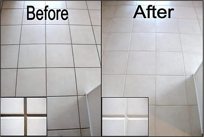 Grout Refresh - White - 8oz  Bottle