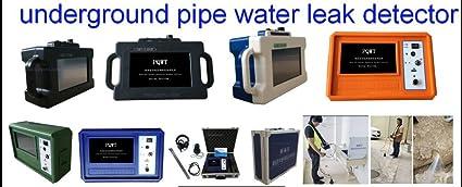Sensitive PQWT-CL600 - Detector de fugas de agua ultrasónico (6 m): Amazon.es: Bricolaje y herramientas